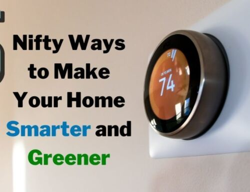 5 Nifty Ways to Make Your Home Smarter and Greener