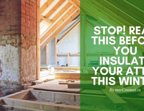 Stop! Read This Before You Insulate Your Attic This Winter