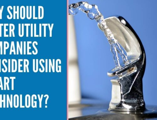 Why Should Water Utility Companies Consider Using Smart Technology?