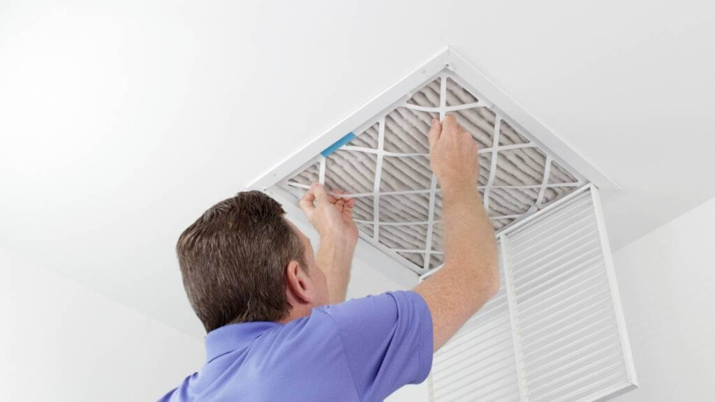 morconnect insulation in air vents