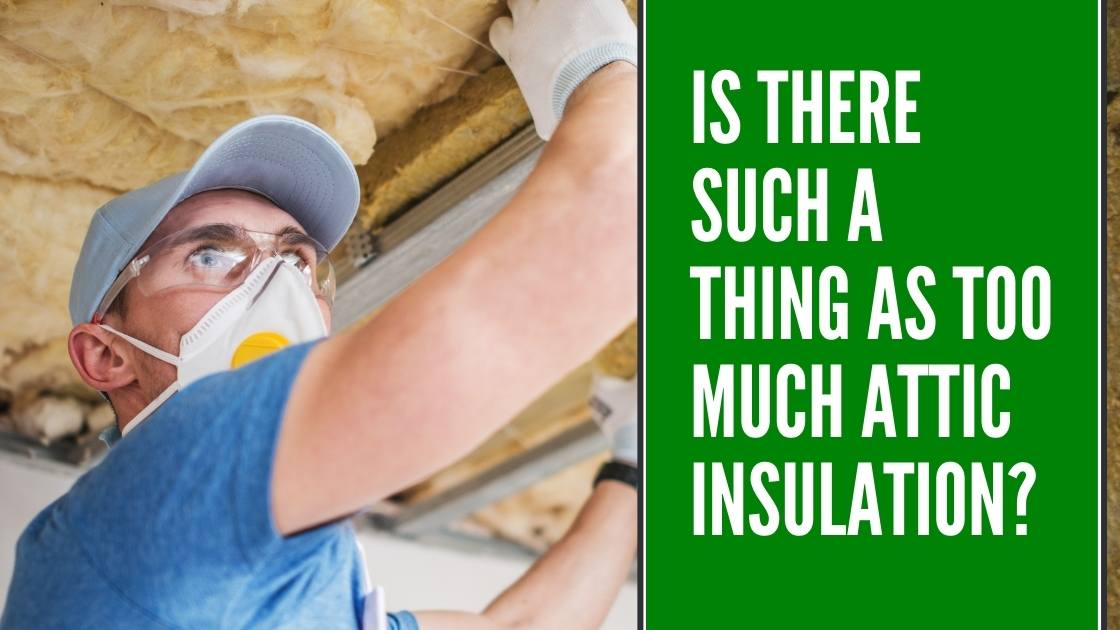 Is There Such a Thing as Too Much Attic Insulation morconnect